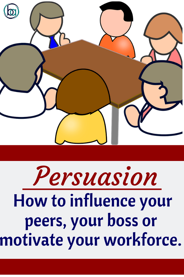 8 keys to master the art of persuasion